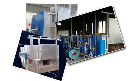 成明台车炉厂精选优质原材料